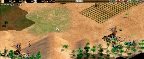 帝国时代2征服者截图