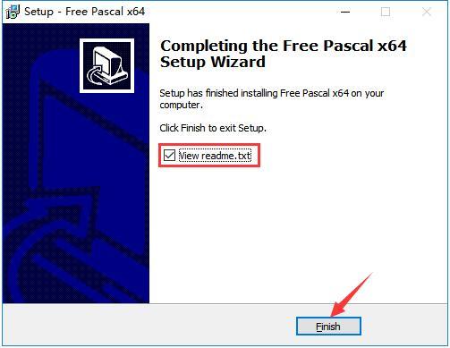 Free Pascal截图