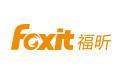 福昕PDF编辑器(Foxit PDF Editor)段首LOGO