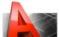 AutoCAD 2014段首LOGO