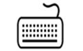 数字小键盘指法练习段首LOGO