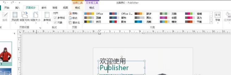 Publisher截图