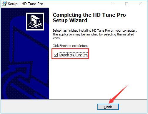 HD Tune pro截图