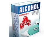 Alcohol 120%段首LOGO