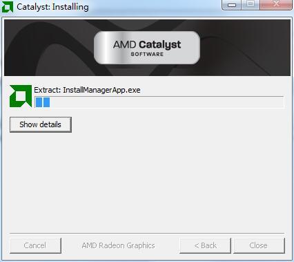 AMD ATI Radeon系列显卡催化剂驱动截图