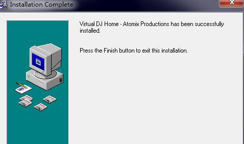 先锋2000模拟打碟机(Virtual DJ)截图