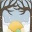 浪漫雪景壁紙