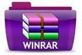WinRAR(64位)免费版段首LOGO