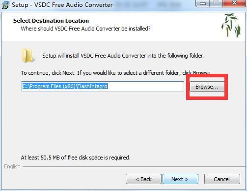VSDC Free Audio Converter截图