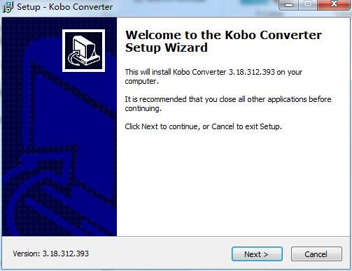 Kobo Converter截图