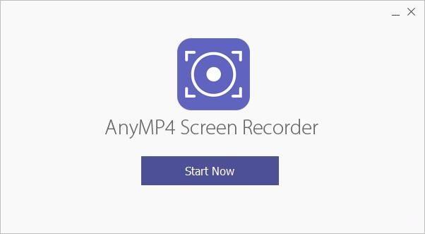 AnyMP4 Screen Recorder截图
