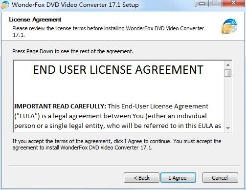 WonderFox DVD Video Converter截图