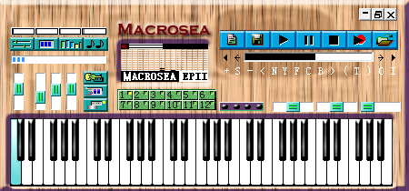 Electron Piano