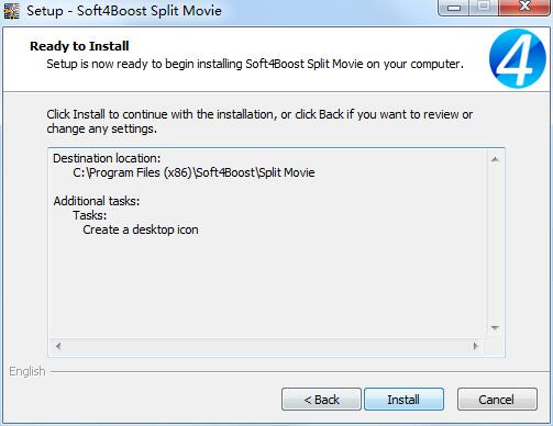 Soft4Boost Split Movie截图