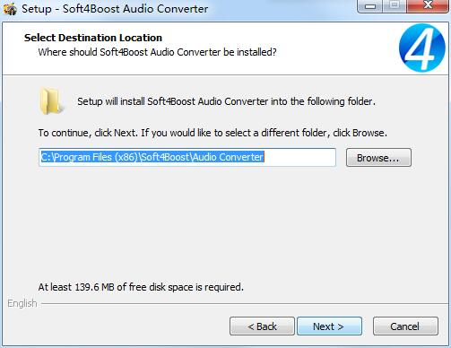 Soft4Boost Audio Converter