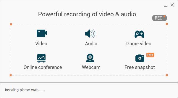 VideoSolo Screen Recorder截图