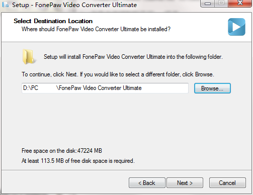 FonePaw Video Converter Ultimate