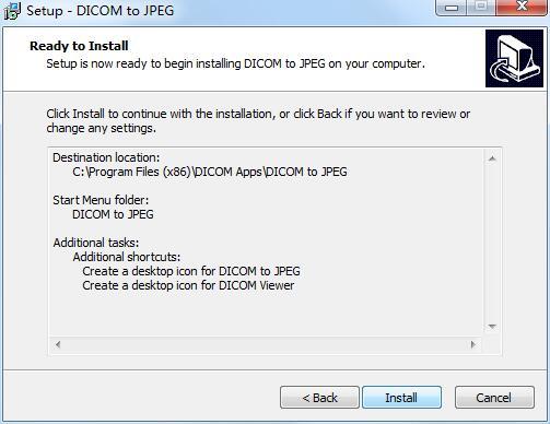 DICOM to JPEG截图