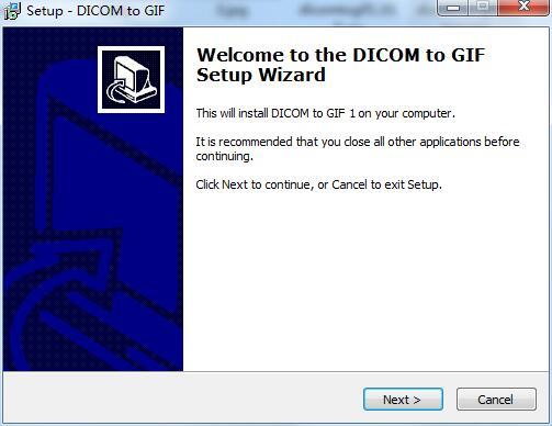 DICOM to GIF截图
