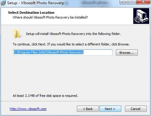 Vibosoft Photo Recovery