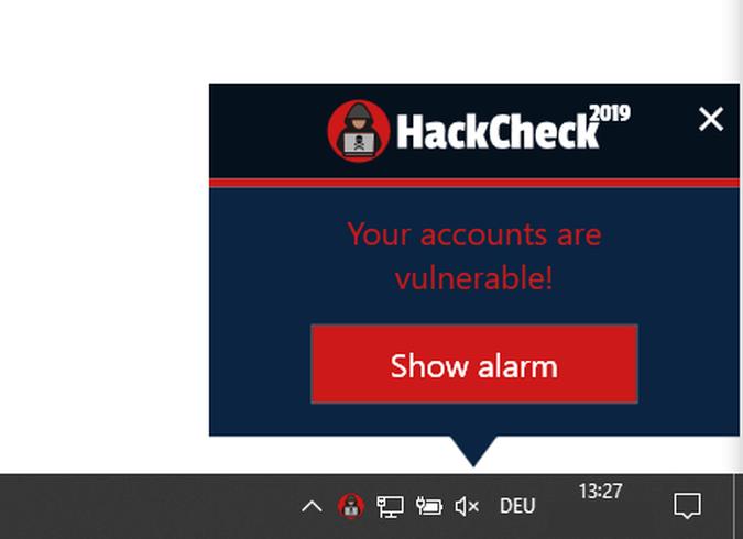 HackCheck截图