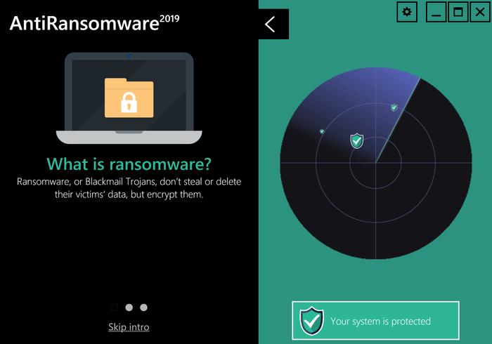 AntiRansomware截图