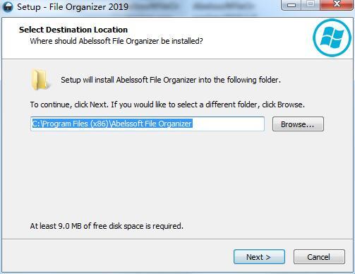 Abelssoft File Organizer