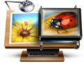 Photozoom Pro图片无损放大软件段首LOGO