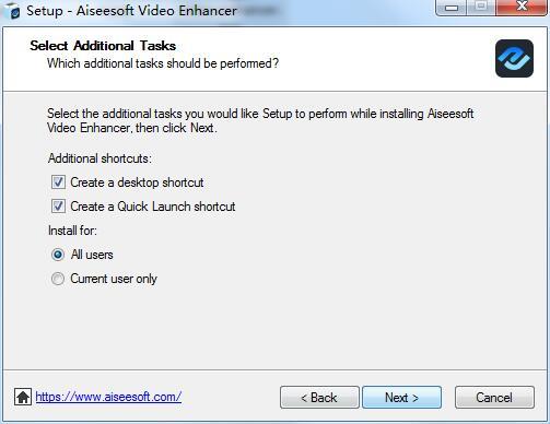Aiseesoft Video Enhancer截图