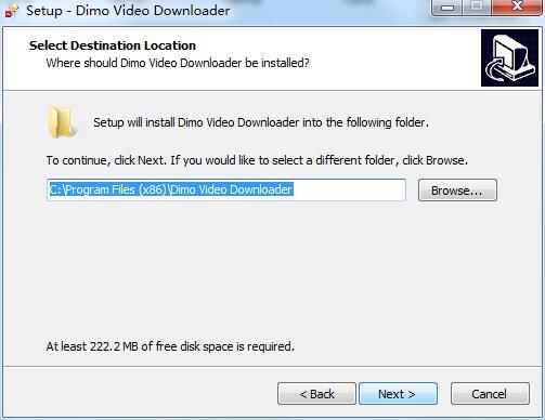 Dimo Video Downloader截图