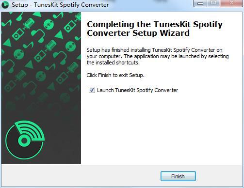 TunesKit Spotify Converter