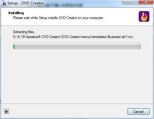 Apeaksoft DVD Creator