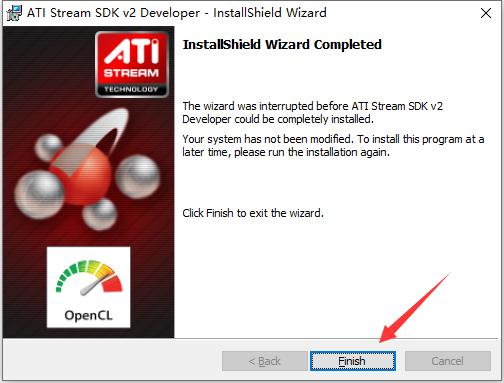 AMD显卡通用驱动截图