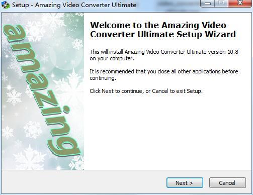 Amazing Video Converter Ultimate