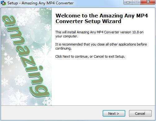 Amazing Any MP4 Converter