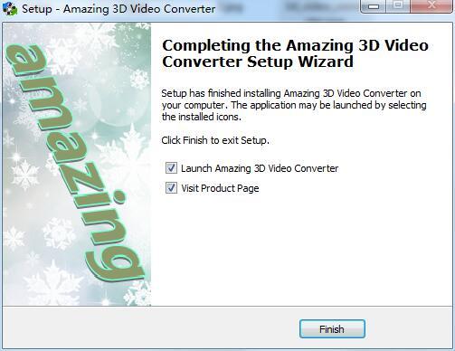 Amazing 3D Video Converter