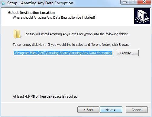 Amazing Any Data Encryption截图