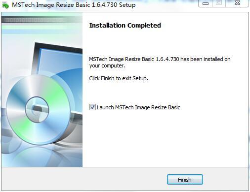 MSTech Image Resize截图