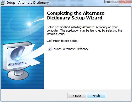 Alternate Dictionary