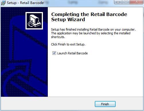 Retail Barcode截图