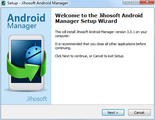 Jihosoft Android Manager截图