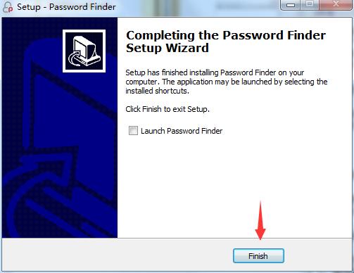 Password Finder截图