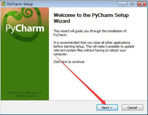 PyCharm4.0截图