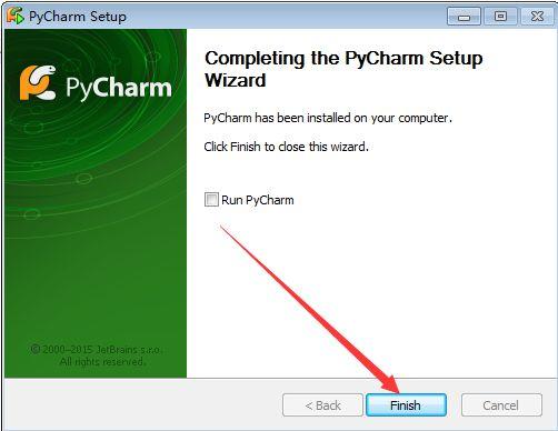 PyCharm4.5截图