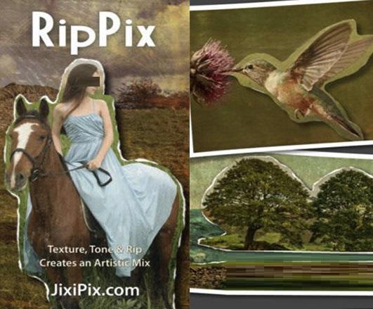 JixiPix RipPix截图