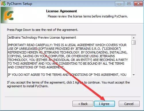 PyCharm截图1