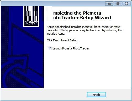Picmeta PhotoTracker截图