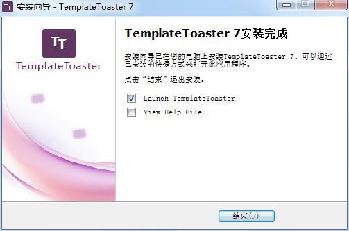 TemplateToaster截图