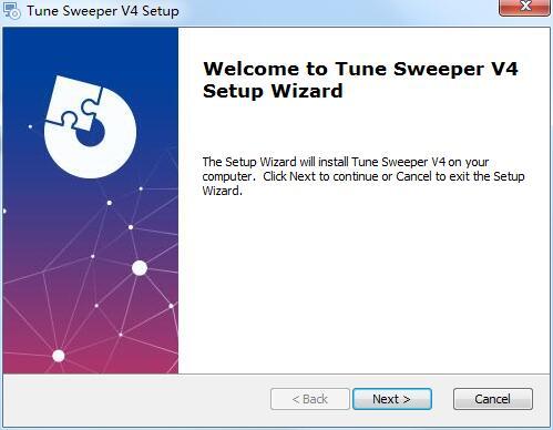 Tune Sweeper
