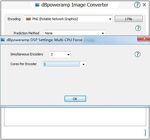 dBpoweramp Image Converter